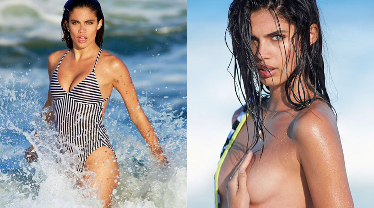 Sara Sampaio, SI Swimsuit 2014