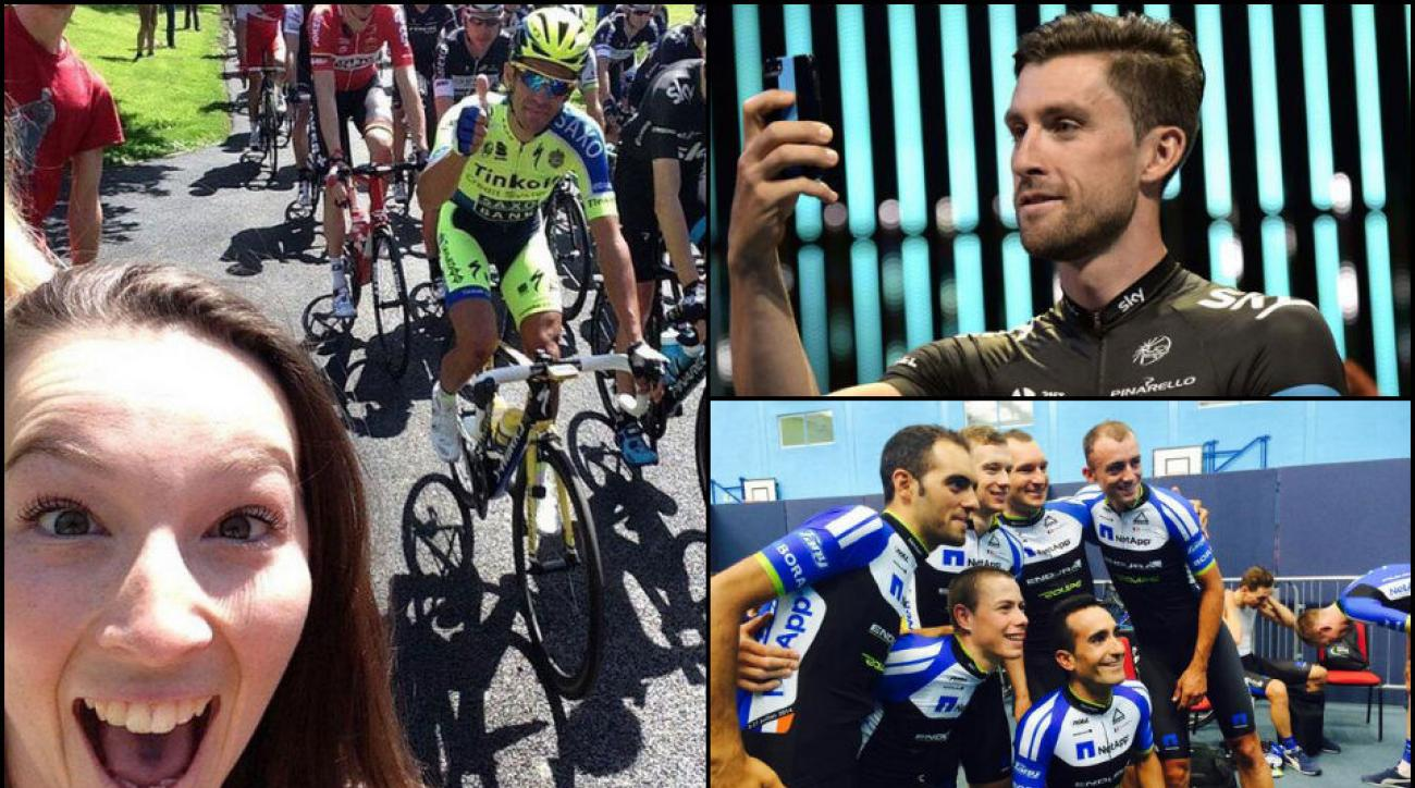 Tour de France fans have been putting themselves and the cyclists in danger by attempting to get the greatest selfie on the Tour.