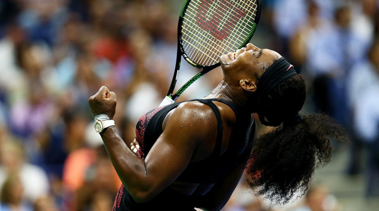 Venus Throws Herself At Waiting Arms Of >> Serena Williams Beats Venus Shows Need To Win Grand Slam Si Com