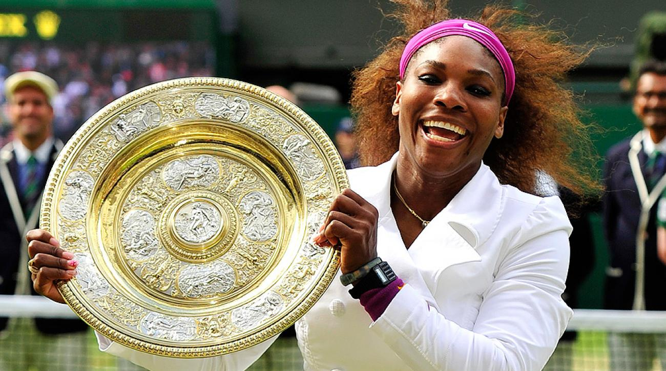 Serena Williams, who won Wimbledon in 2012, will likely open on Centre Court on Tuesday.