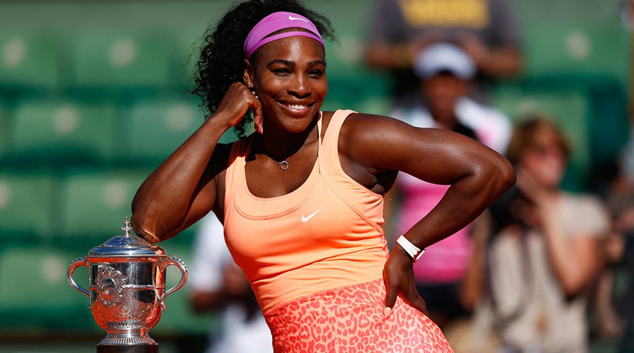 Serena Williams wins 2015 French Open, 20th career Grand ...