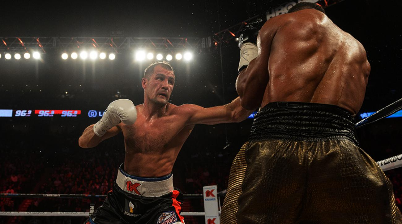 Sergey Kovalev climbs up the SI's P4P rankings after defeating Jean Pascal.