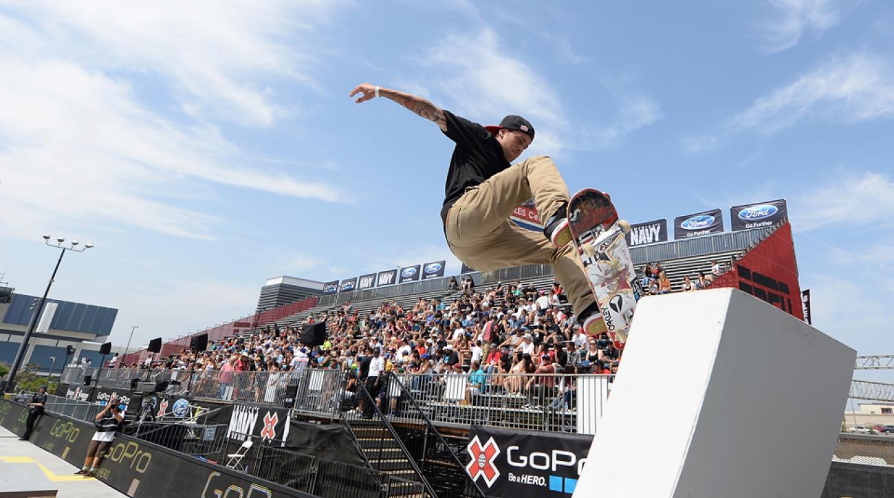 A Conversation with Skater Ryan Sheckler | SI.com