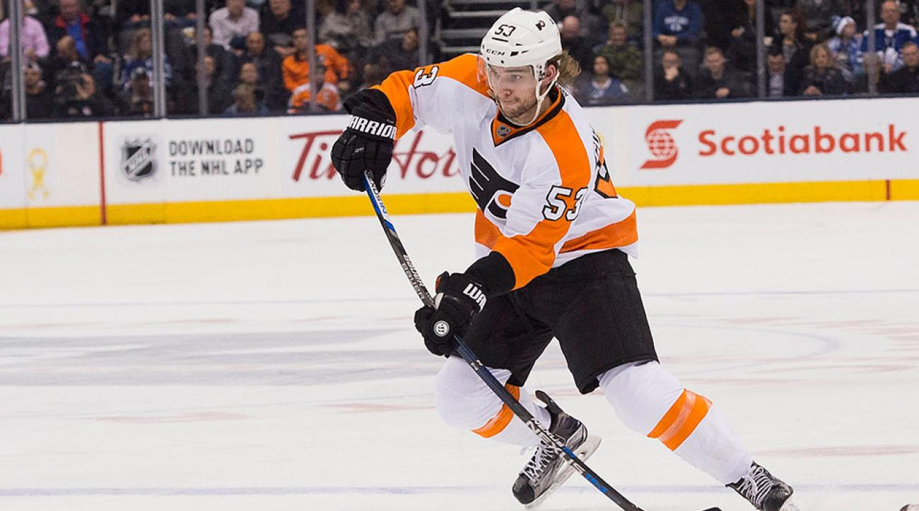 Flyers sign D Gostisbehere to multiyear contract extension