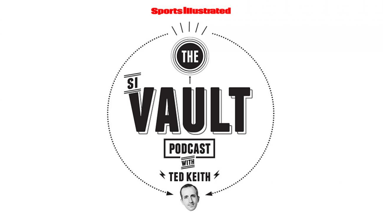 The SI Vault Podcast, bringing alive some of the most memorable stories in Sports Illustrated's 61-year history.
