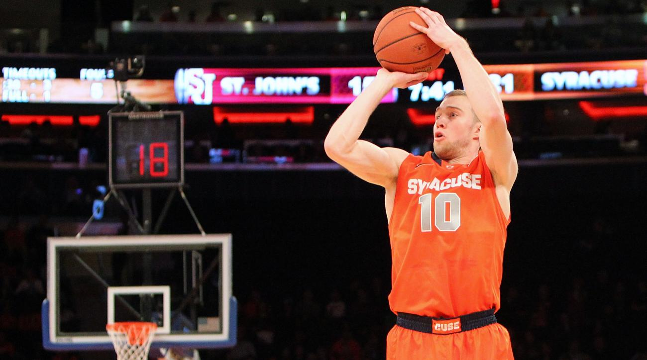 Syracuse, St. John's to play in December