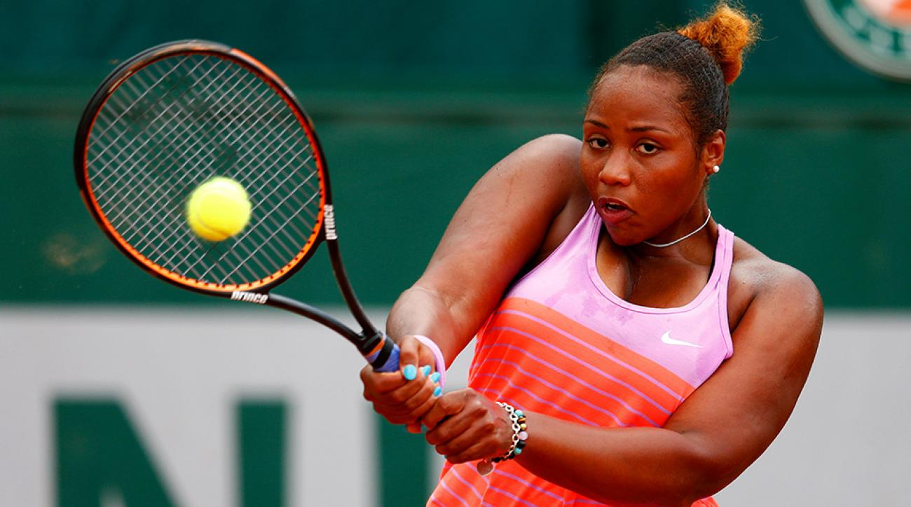 Taylor Townsend: French Open loss, ankle injury, coaching ...
