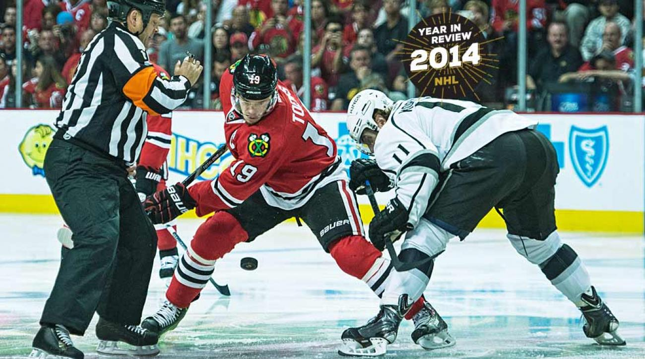 SI's best hockey games of 2014