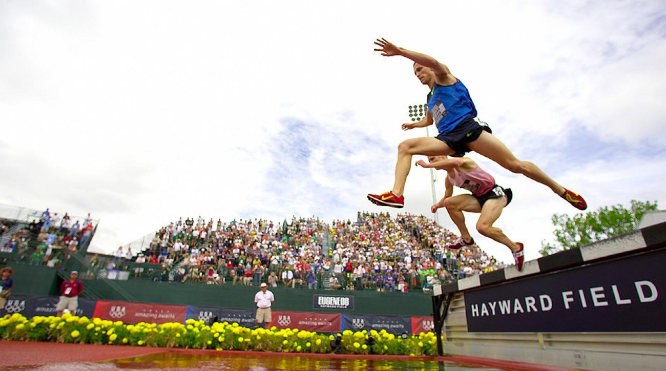 Hayward Field in Eugene, Oregon