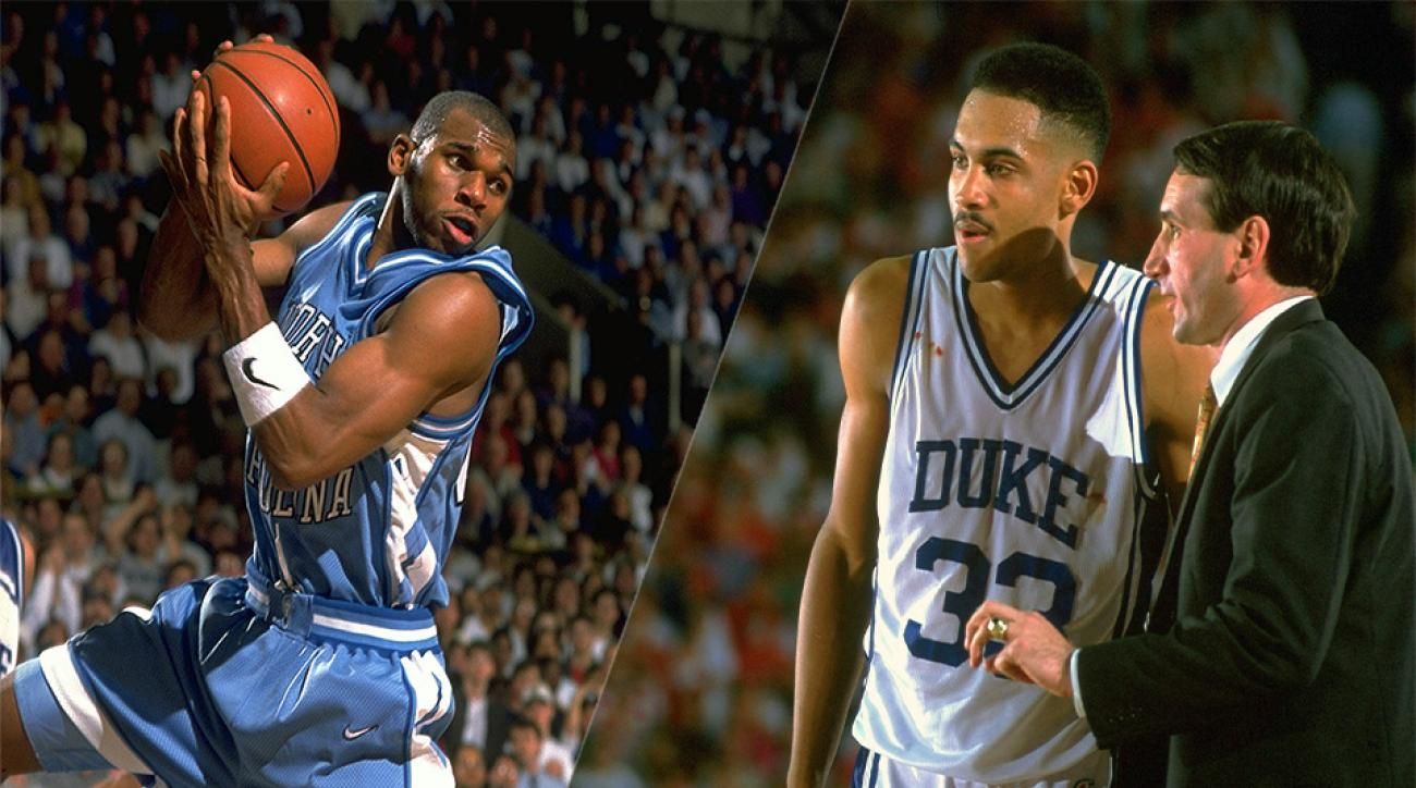 Jerry Stackhouse and Grant Hill