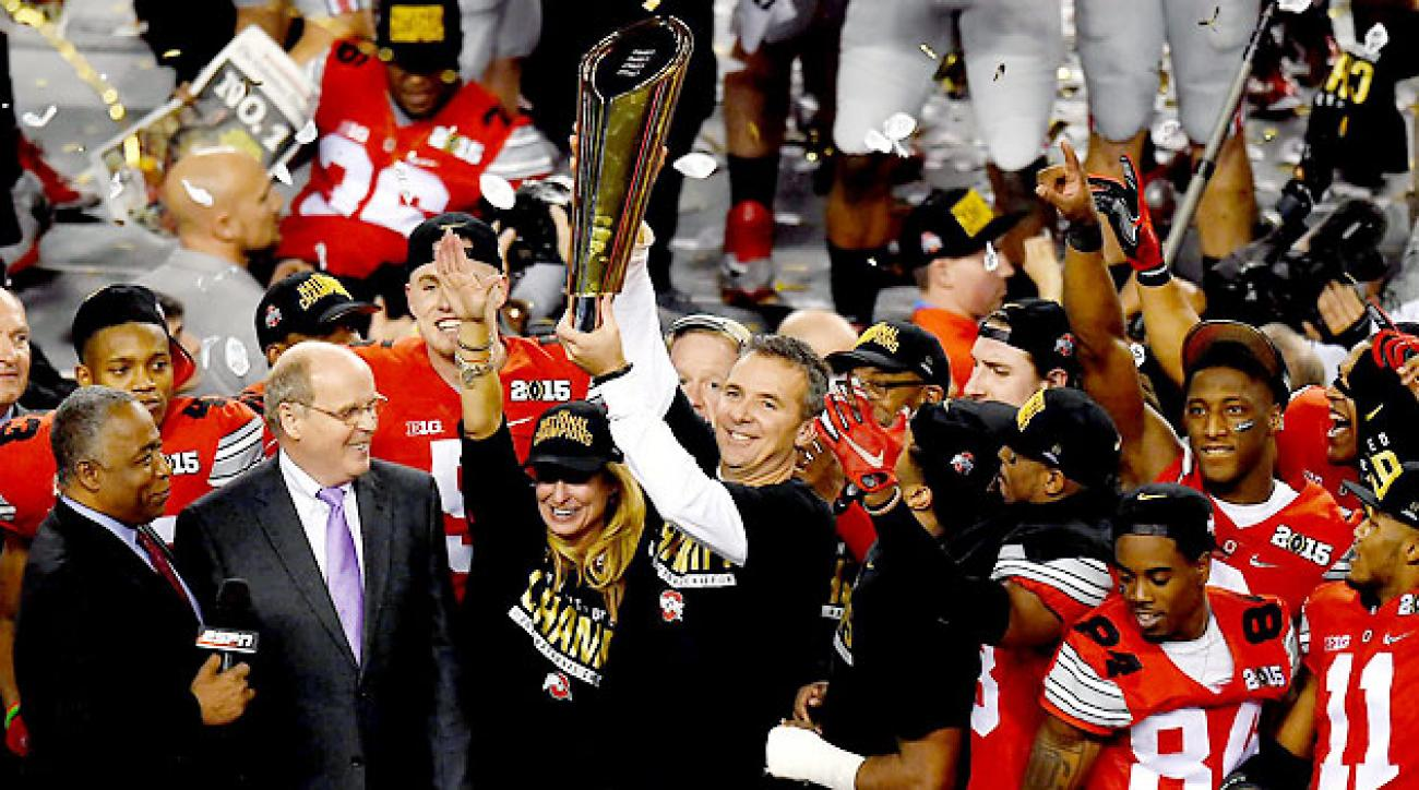 National championship winners, losers: Who flourished ...