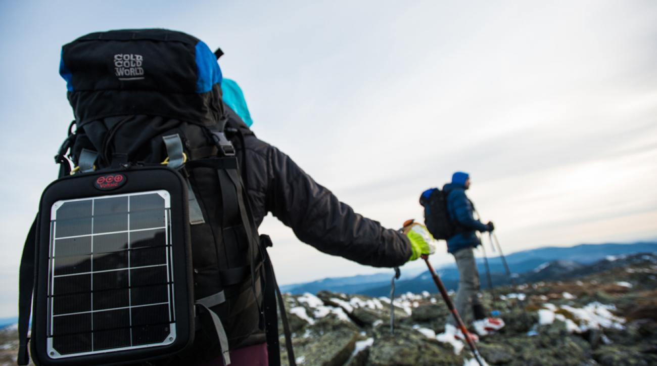 With the ability to charge video cameras and cell phones, this powerful outdoor technology has the ability to transform the way that adventurers chronicle their trips.