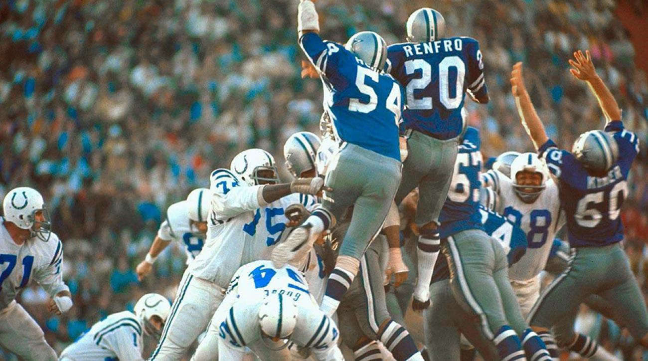 Super Bowl V — Jan. 17, 1971