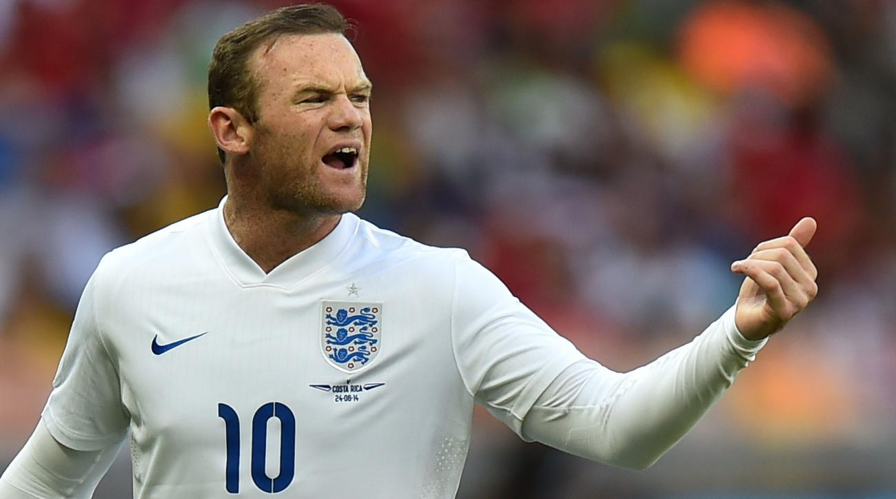 Former manager says Wayne Rooney should be England's captain