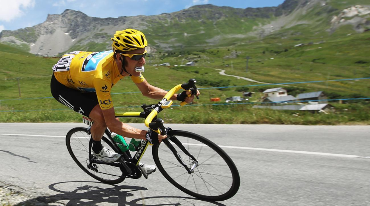 Bradley Wiggins, the first-ever Briton to win the Tour de France in 2012, is on his way back to the top of cycling.
