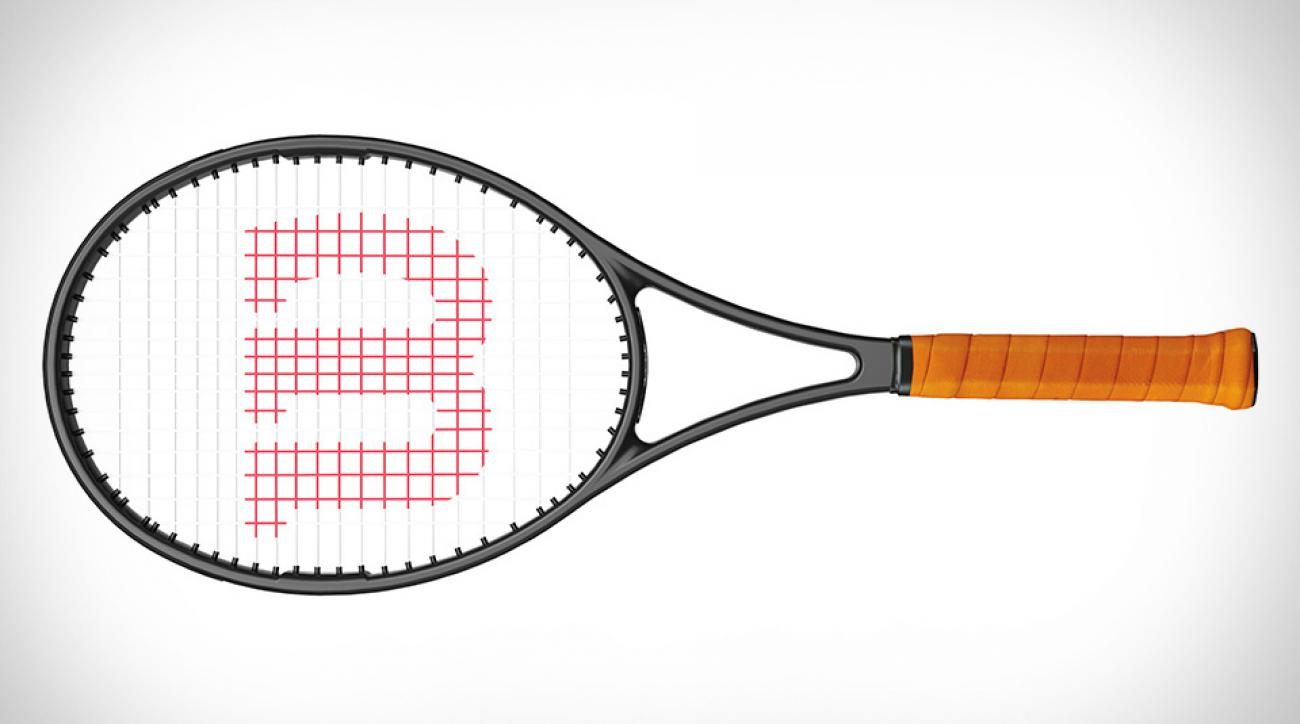 Roger Federer's personal racket. Now with more power, a larger headsize, and a bigger sweetspot.