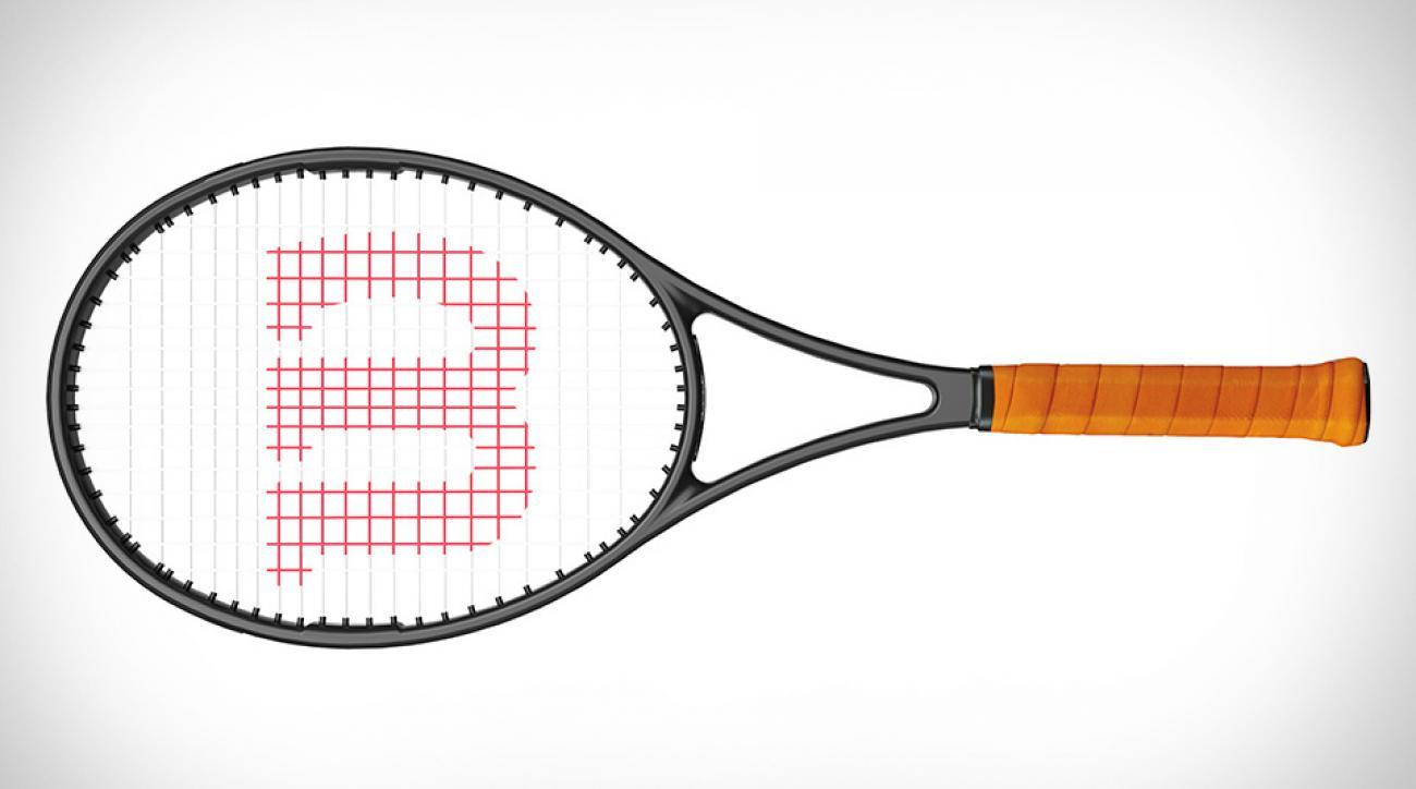 149d6652e Roger Federer s secret prototype racket unveiled as new Wilson Pro ...