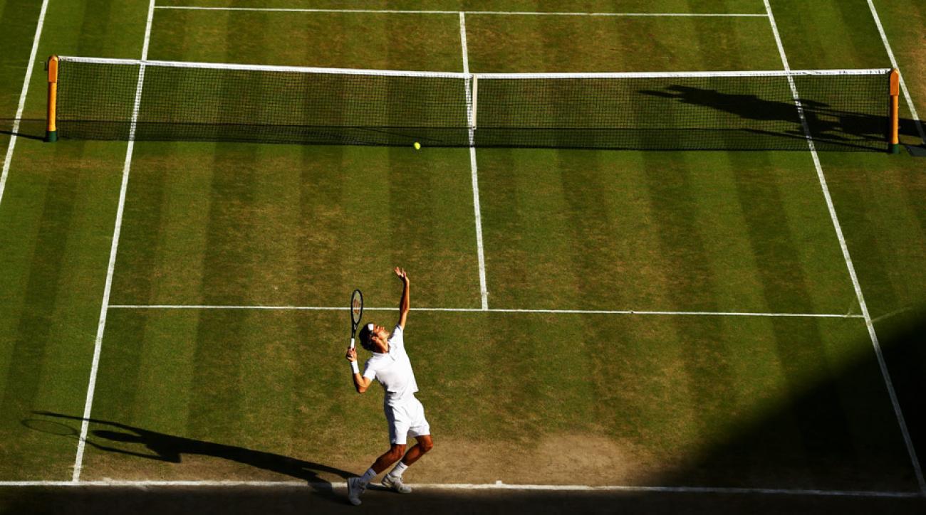 Wimbledon 2015 Preparing The All England Club Grass