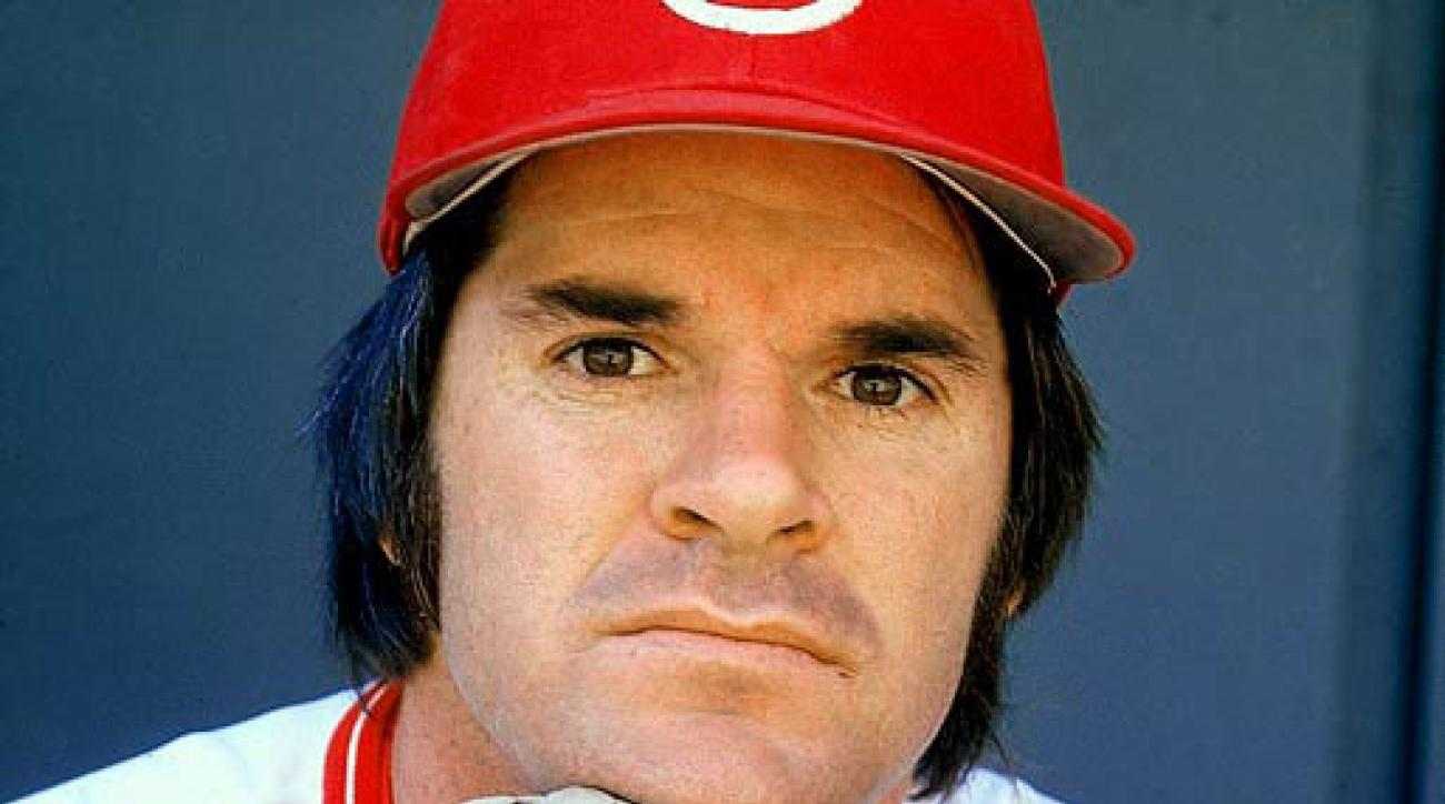 Here's a look back at Pete Rose, who made his Major League debut on April 8, 1963. Rose, a switch hitter, is the all-time Major League leader in hits (4,256), games played (3,562), at-bats (14,053) and outs (10,328). On Monday, June 22, 2015, ESPN revealed documents that showed Rose bet on baseball games as a player--something that he had always denied.