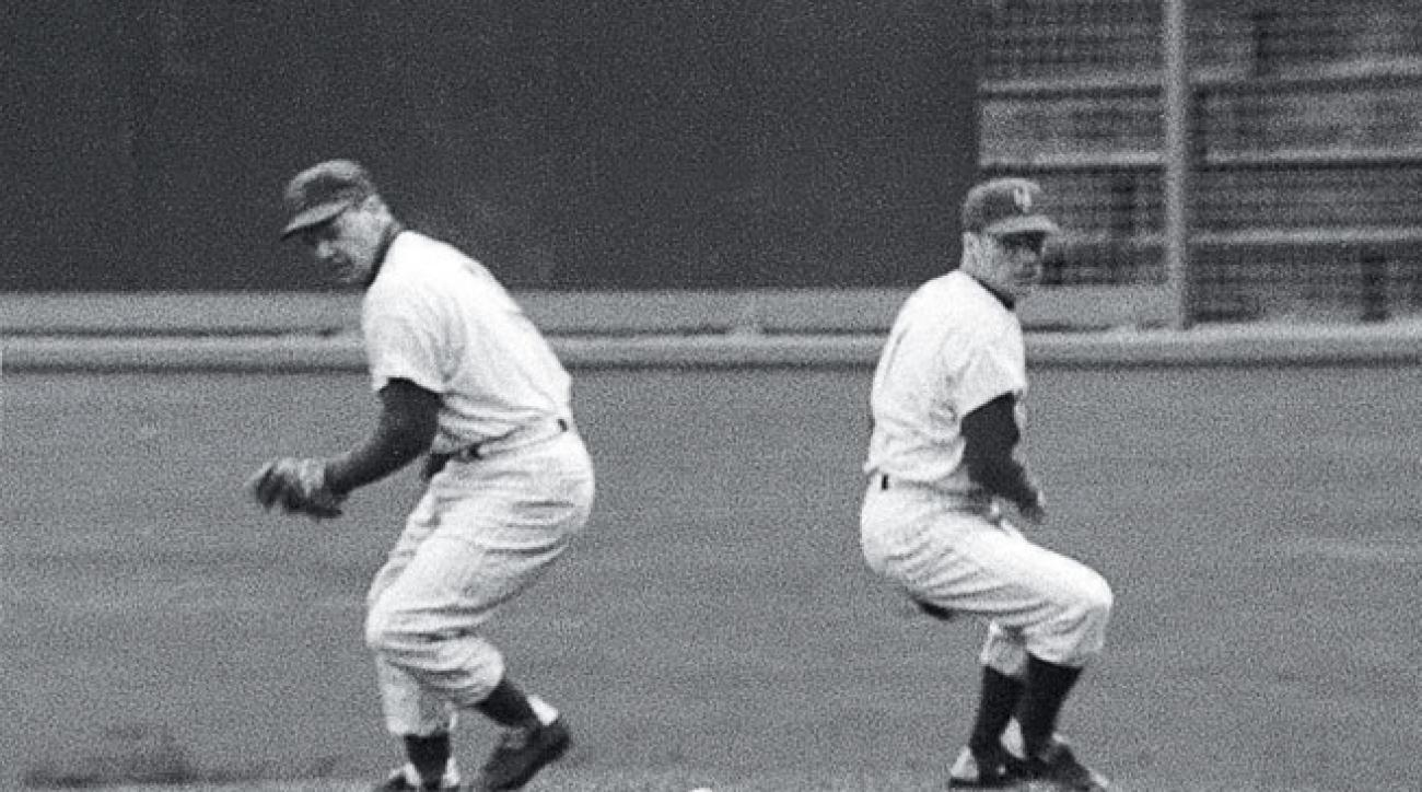 Past-their-prime former stars like Gus Bell and Richie Ashburn were no help for the expansion Mets in 1962.