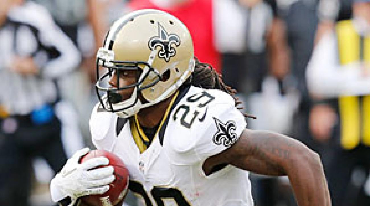 Chris Ivory averaged 5.1 yards a carry in hos three seasons with the Saints, who traded him to the Jets for a 2013 fourth-round pick.
