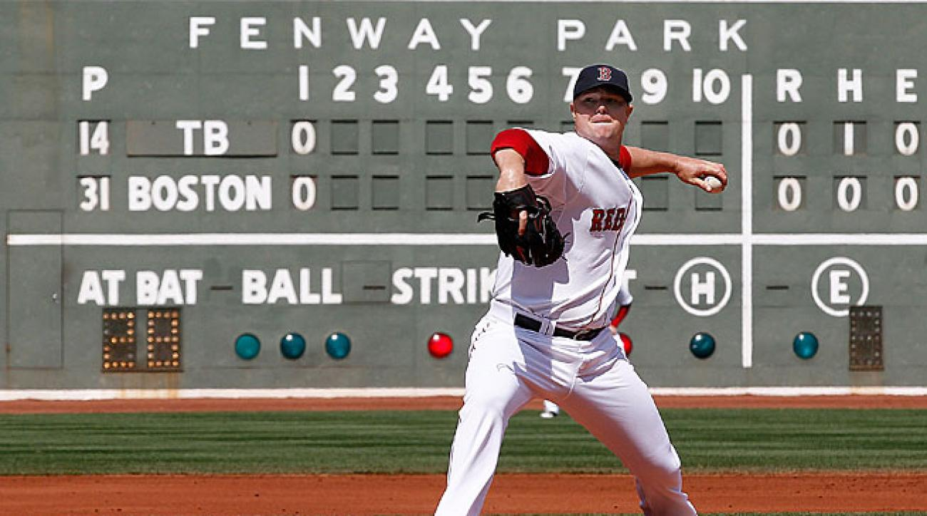 After a rocky 2012, Jon Lester has regained the form that made him one of the AL's top lefties from 2008-11.