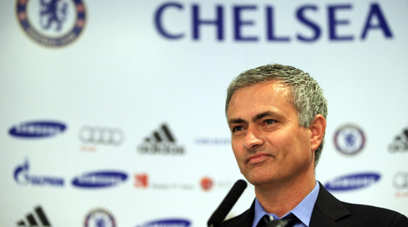José Mourinho has signed two players since returning to Chelsea: André Schürrle and Marco van Ginkel.