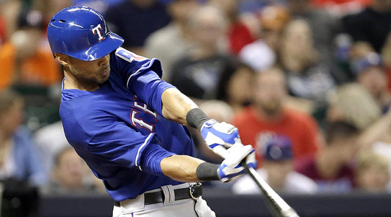 Surrounded by a stronger lineup, Alex Rios should without a doubt see his numbers come up.
