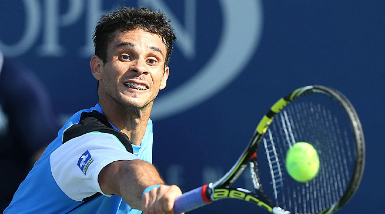Rogerio Dutra Silva's match against Vasek Pospisil attracted the attention of many fans with no real rooting interest.