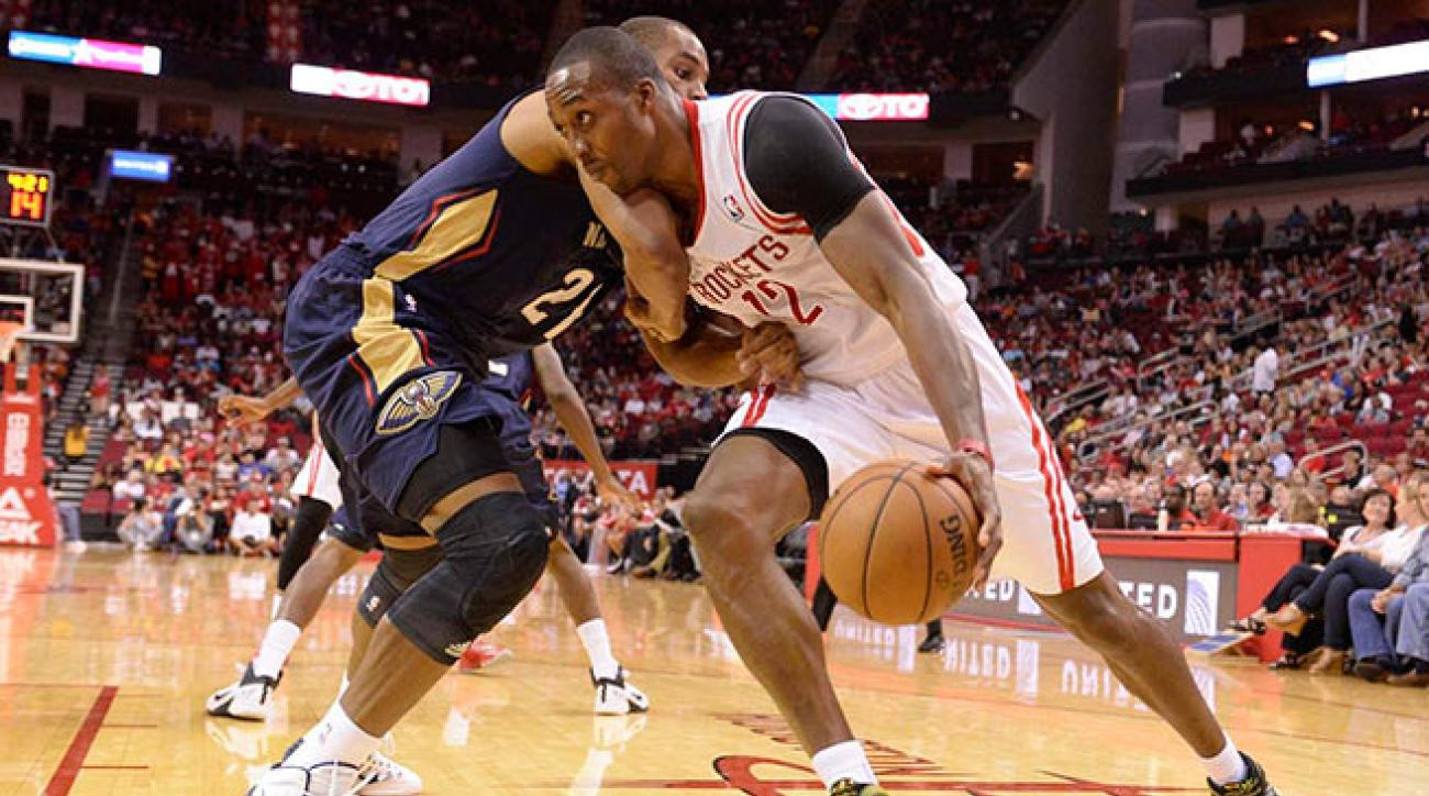 Will the arrival of Dwight Howard turn James Harden and the Rockets into contenders in the West?