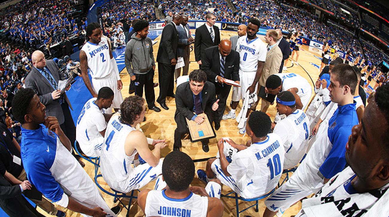 Josh Pastner has found success playing with a four-guard lineup.