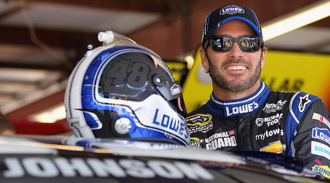 Driver Jimmie Johnson won his sixth Sprint Cup title on Nov. 17 at Homestead-Miami Speedway.