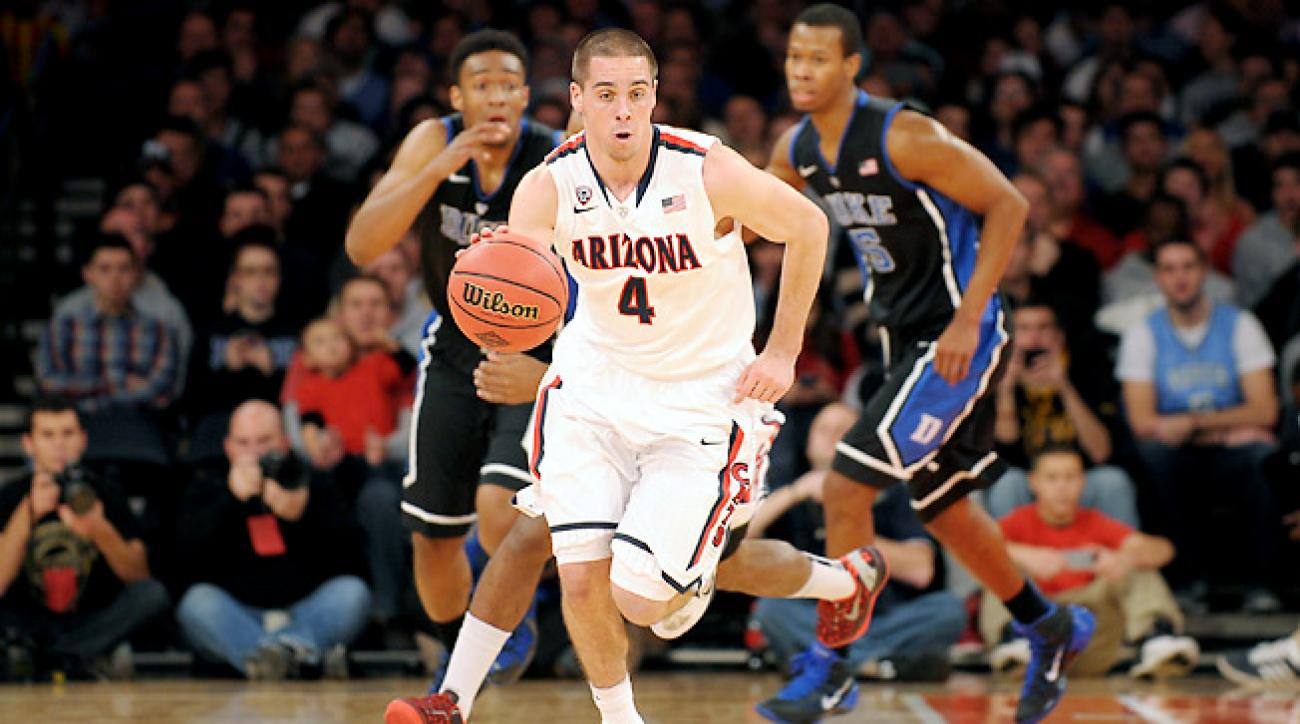 A Pittsburgh native and Duquesne transfer, T.J. McConnell might be Arizona's most critical player.