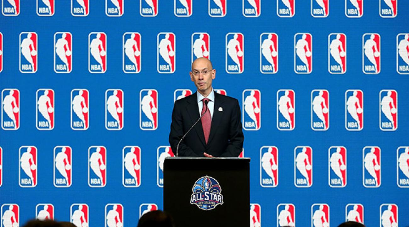 New NBA commissioner Adam Silver eyes stricter salary cap rules, further evening the playing field.