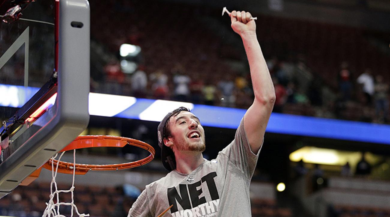 Frank Kaminsky scored his 28 points in a plethora of ways against Arizona's impressive frontcourt.