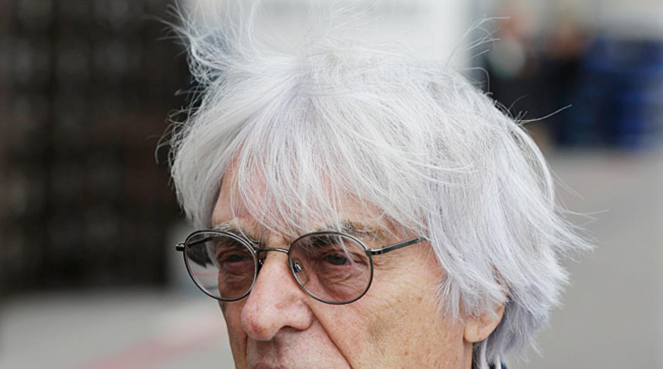 The charges leveled at F1 poobah Bernie Ecclestone are quite hair-raising if you think about them.