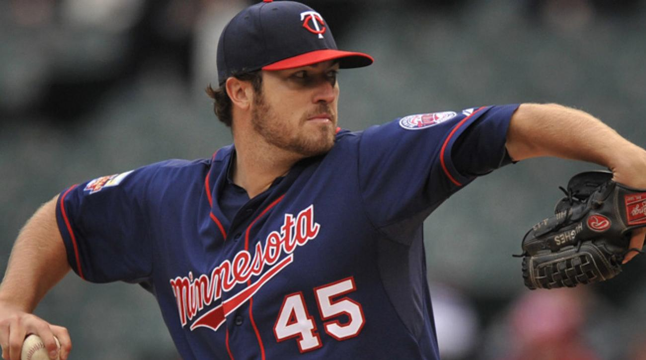 Phil Hughes has been Minnesota's early ace, with a 3.23 ERA and 50 strikeouts in 61 1/3 innings.