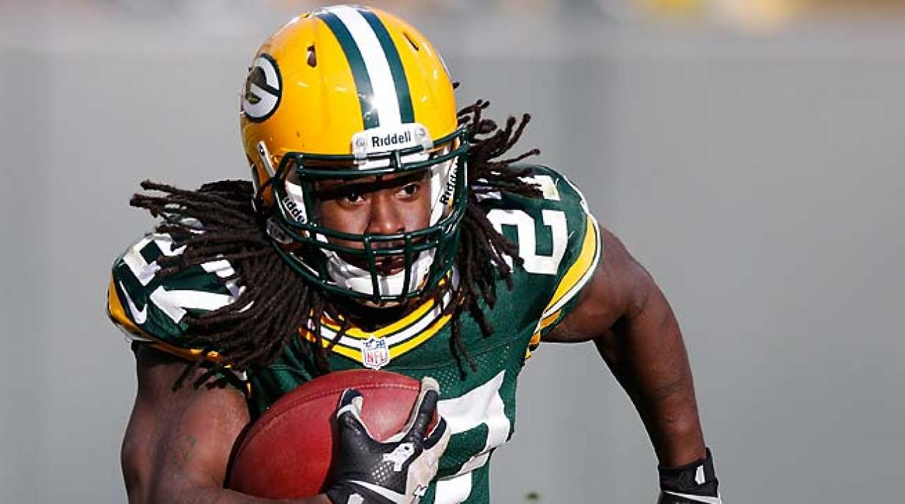 Eddie Lacy will go in the first round of most drafts, but will he deliver in his sophomore season?