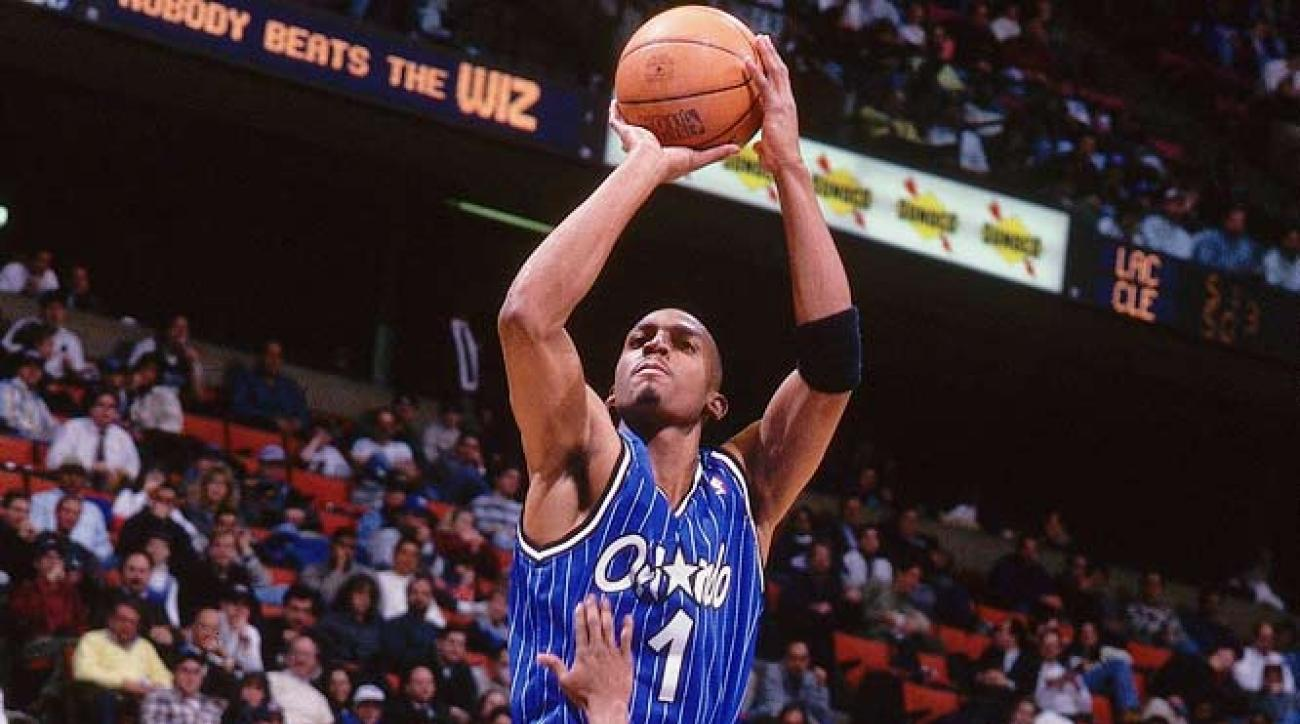 Since the NBA instituted a weighted lottery system before the 1990 draft, nine teams with a less than 10 percent chance of winning the drawing have been awarded the No. 1 pick. No team beat the odds quite like the 1993 Magic, who, after barely missing the playoffs at 41-41, made good on their 1.5 percent chance (1 Ping-Pong ball out of 66) to claim the top spot for the second consecutive season (they had snagged Shaquille O'Neal in '92). Orlando wound up selecting Chris Webber and trading him to Golden State for Penny Hardaway and three first-round picks. Two years later, Shaq and Penny led the Magic to the NBA Finals.