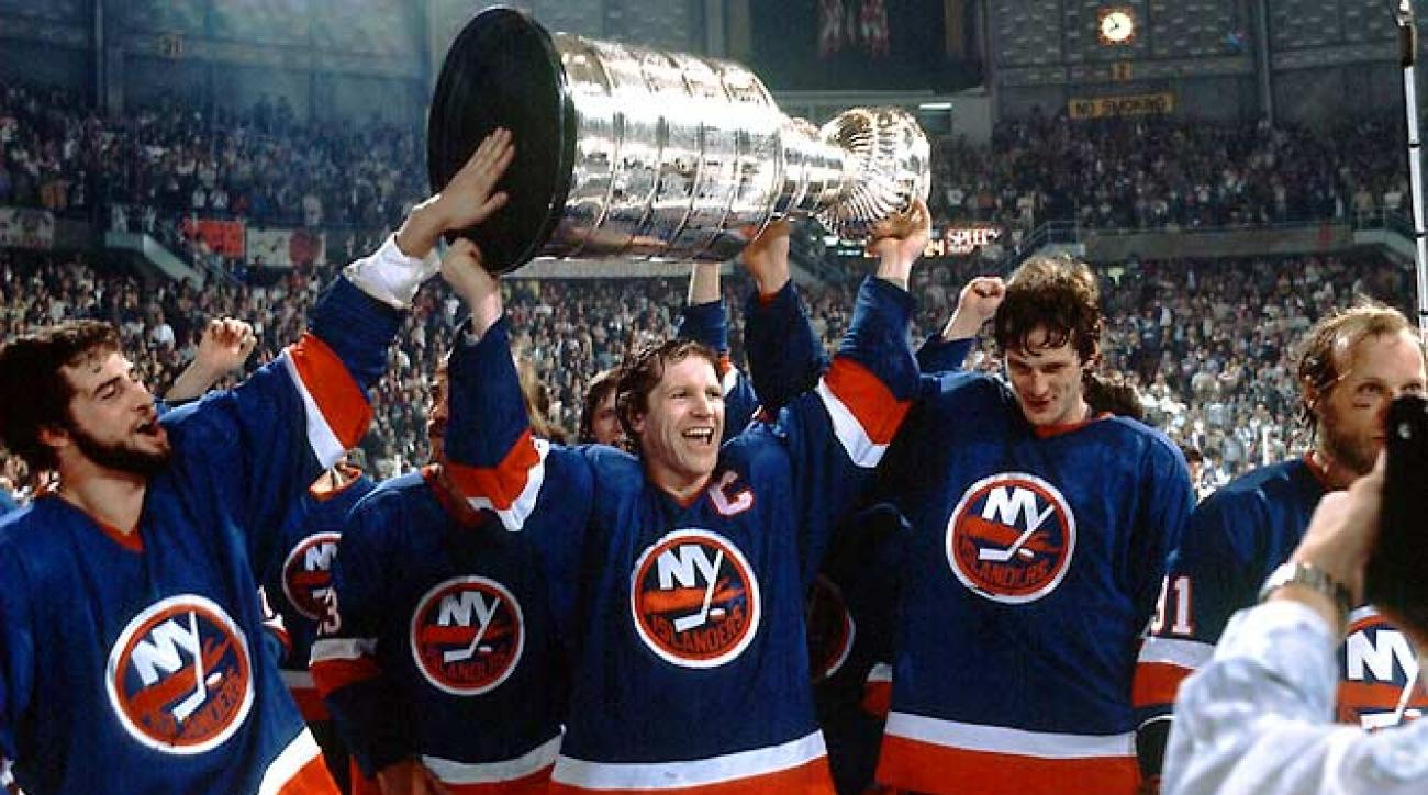 Once a proud dynasty that boasted four successive Stanley Cups (1980-83), five straight Cup final appearances, a record 19 consecutive playoff series won, and eight Hall of Famers, the New York Islanders have been wallowing in mediocrity and almost comical ineptitude for over two decades. In that time, they have made the playoffs only seven times, advancing beyond the first round once (1993) while suffering 17 losing seasons.