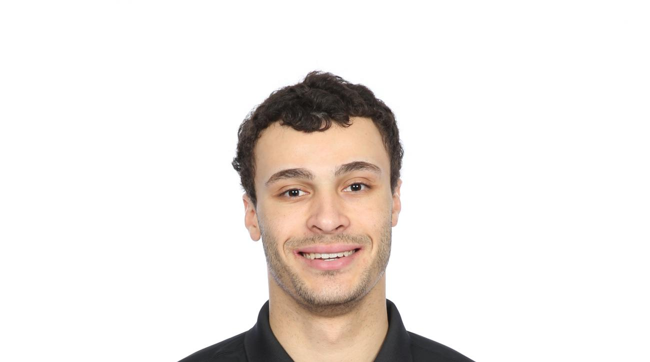CHICAGO, IL - MAY 16:  Larry Nance Jr. poses for a headshot during the 2015 NBA Draft Combine on May 16, 2015 at Northwestern Memorial Hospital in Chicago, Illinois. (Photo by Gary Dineen/NBAE via Getty Images)