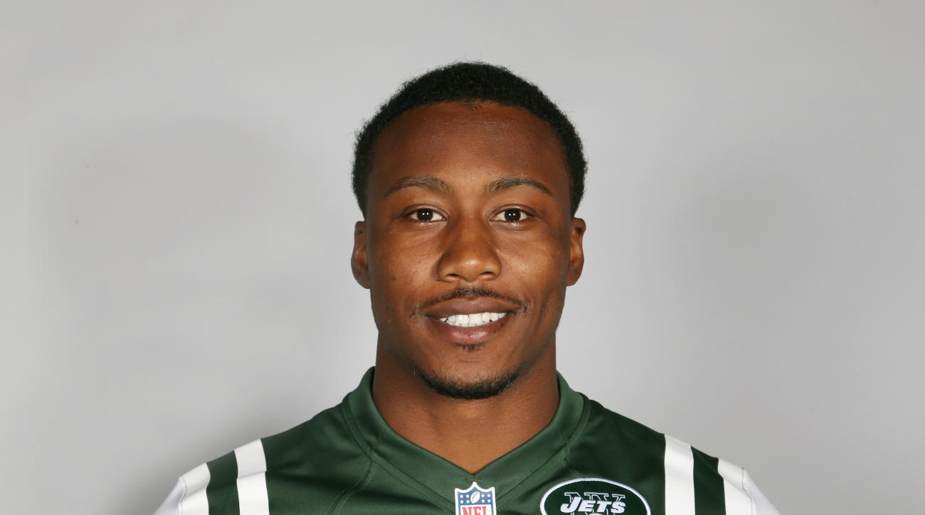 This is a 2015 photo of Marshall_Brandon Marshall_Brandon.JPG of the New York Jets NFL football team. This image reflects the New York Jets active roster as of Monday, June 8, 2015 when this image was taken. (AP Photo)
