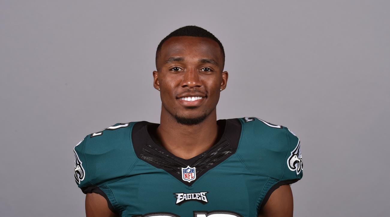 This is a 2015 photo of Brandon Boykin of the Philadelphia Eagles NFL football team. This image reflects the Philadelphia Eagles active roster as of Wednesday, May 20, 2015 when this image was taken. (AP Photo)