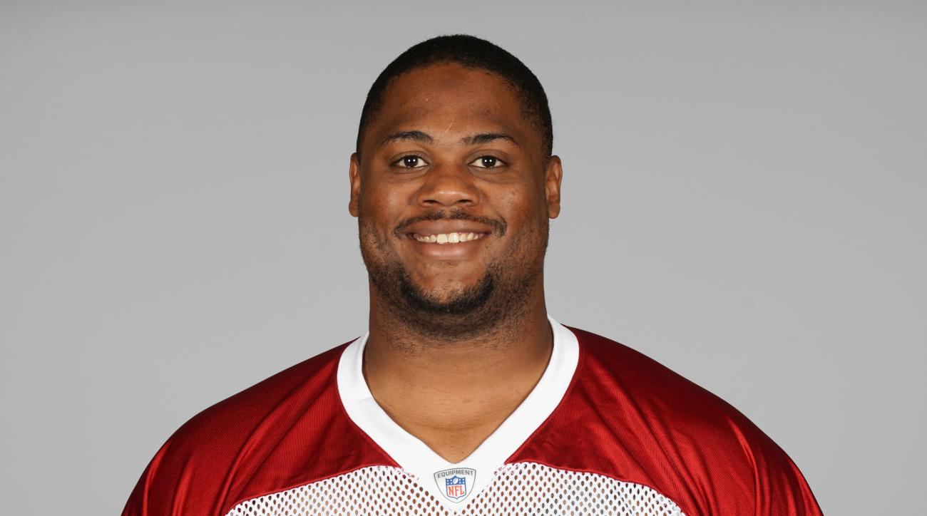 This is a 2015 photo of Corey Peters of the Arizona Cardinals NFL football team. This image reflects the Arizona Cardinals active roster as of Monday, June 8, 2015 when this image was taken. (AP Photo)