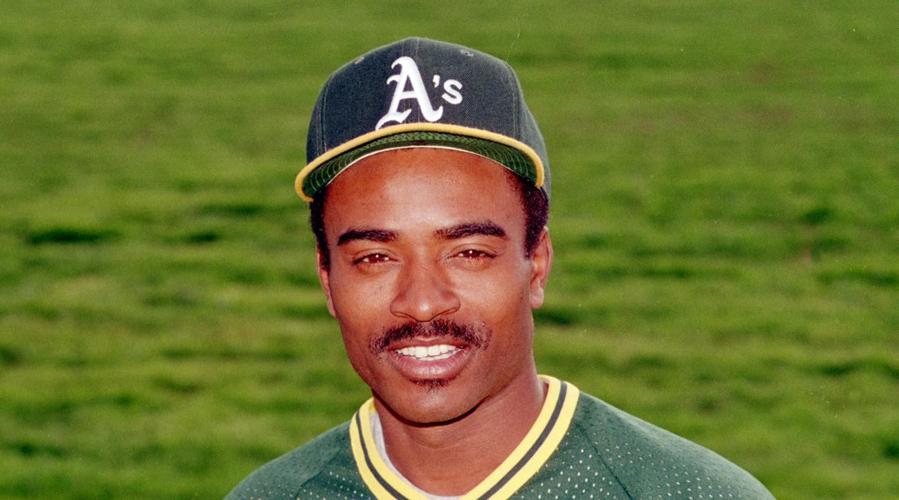 FILE - This is a 1987 file photo showing Oakland Athletics baseball player Tony Phillips. Tony Phillips, an infielder and outfielder who made the final defensive play in the Oakland Athletics' sweep of the Giants during the earthquake-interrupted 1989 Wor