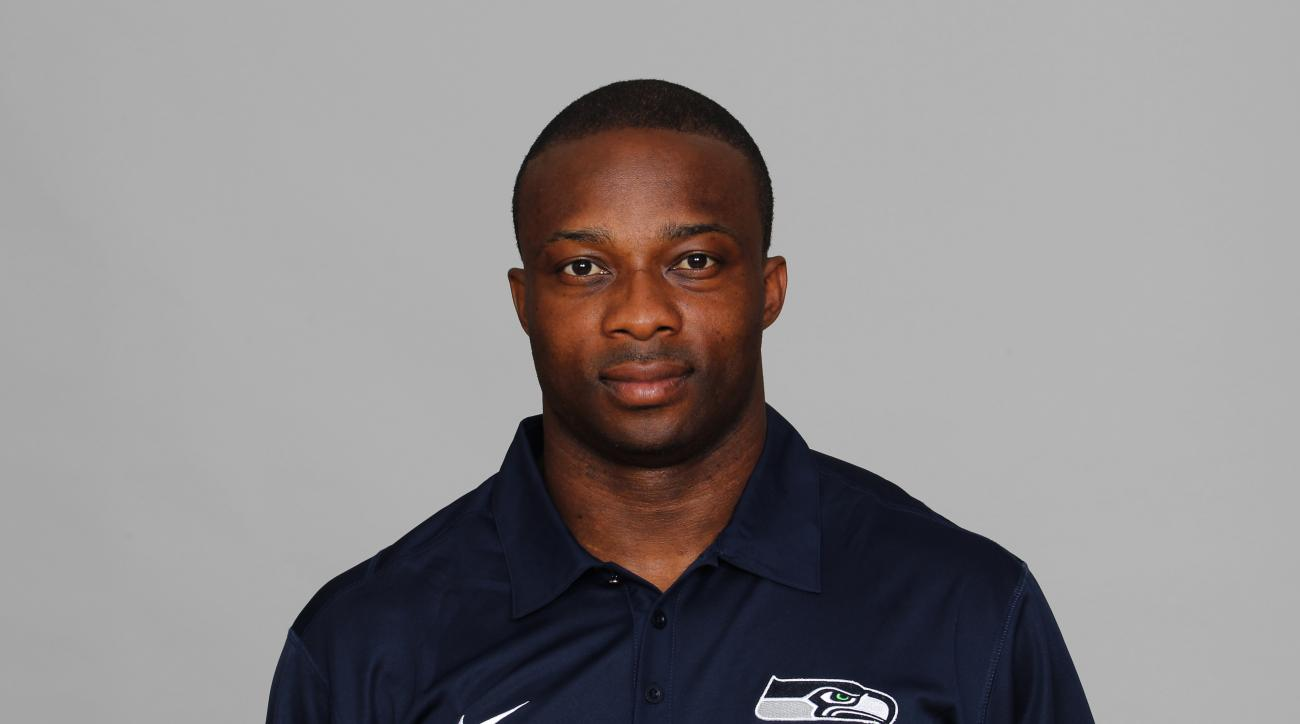 This is a 2012 photo of Marquand Manuel of the Seattle Seahawks NFL football team. This image reflects the Seattle Seahawks active roster as of Tuesday, June 12, 2012 when this image was taken. (AP Photo)