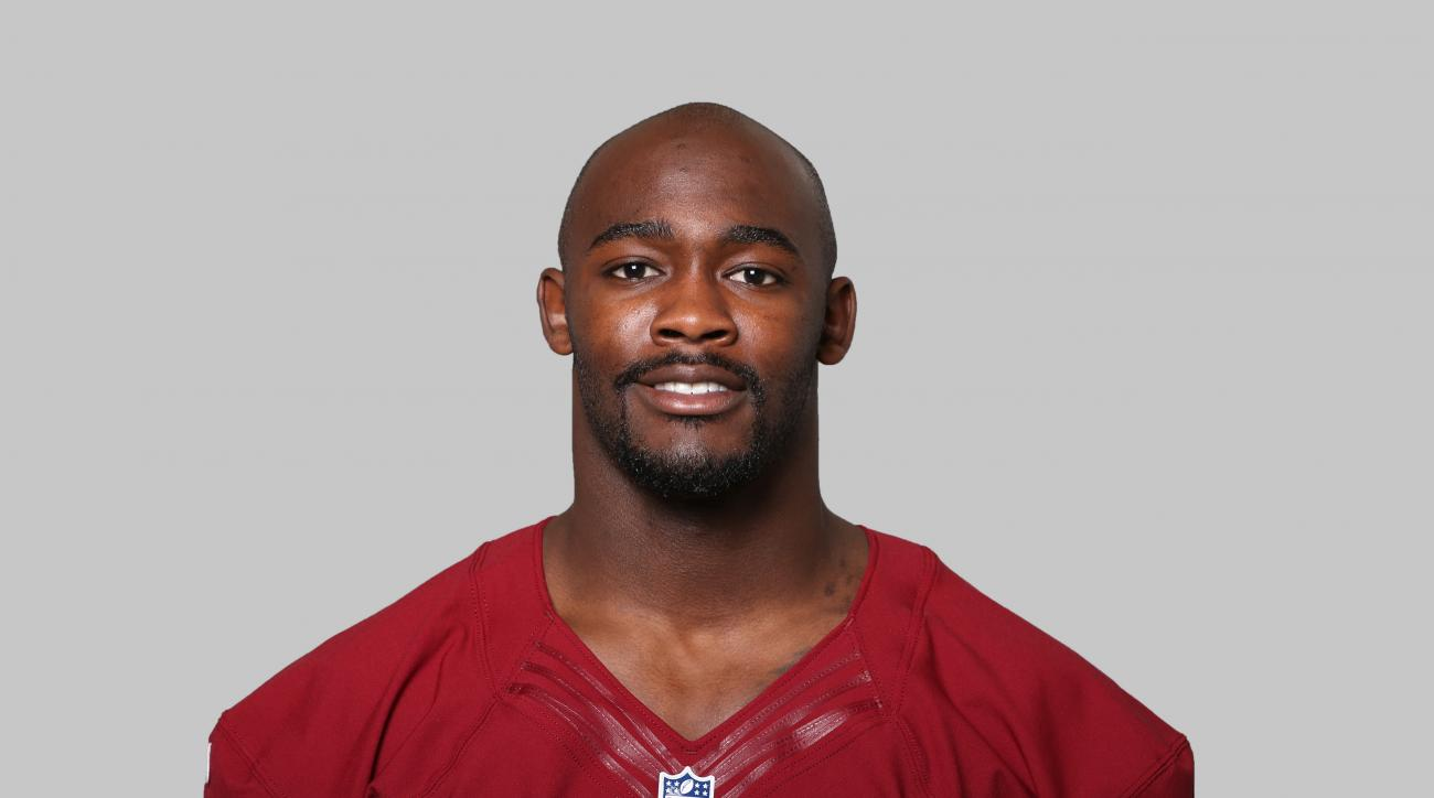 This is a photo of Silas Redd of the Washington Redskins NFL football team. This image reflects the Washington Redskins active roster as of Thursday, July 16, 2015. (AP Photo)