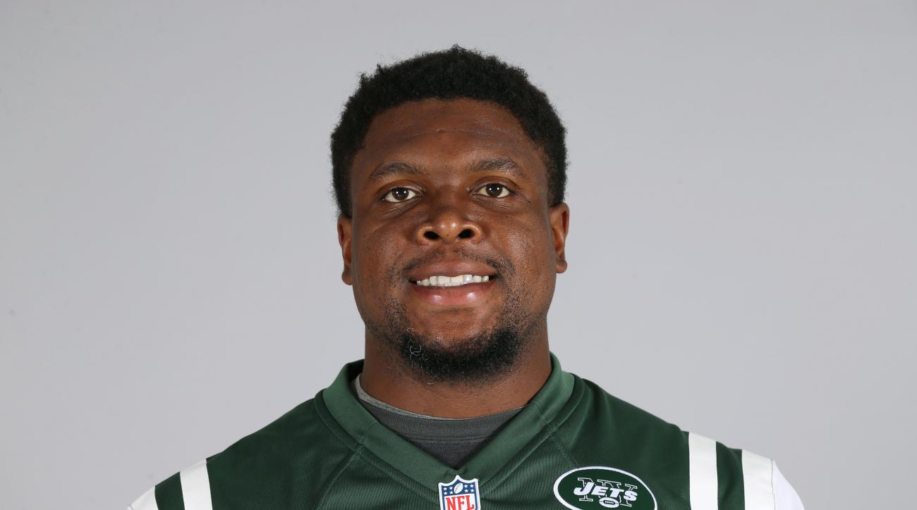 FILE - This is a 2016 file photo showing Ryan Clady of the New York Jets NFL football team. Clady is healthy again and looking to prove he's still a top player at his position. (AP Photo/File)