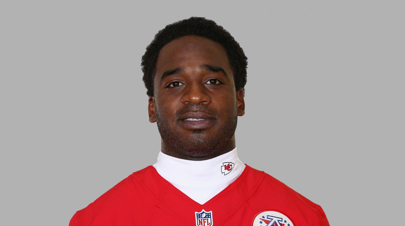 This is a 2014 photo of Joe McKnight of the Kansas City Chiefs NFL football team. This image reflects the Kansas City Chiefs active roster as of Friday, June 13, 2014 when this image was taken. (AP Photo)