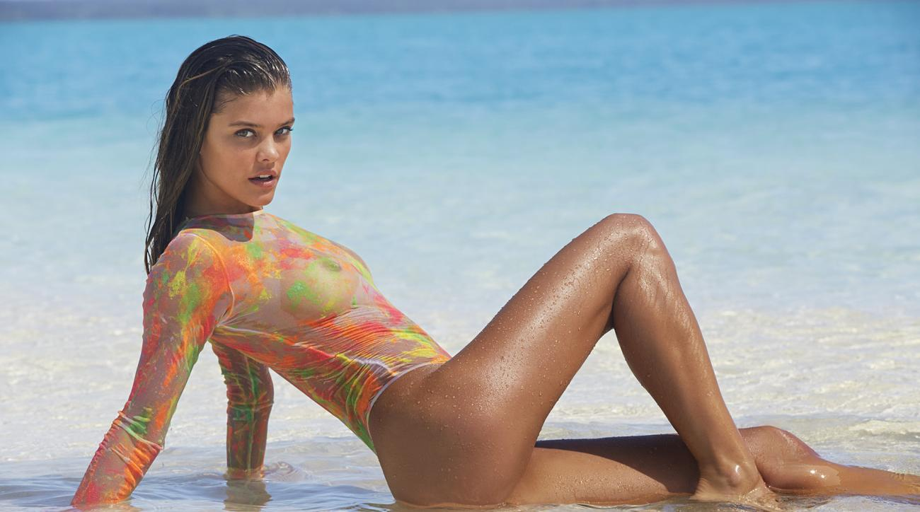 Nina Agdal SI Swimsuit Model Page